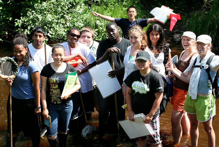 Wolf Ridge: Environmental Science Immersion Program