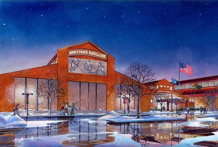Grantee: Duluth Heritage Sports Center